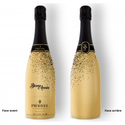 Champagne personnalisé Fête des Mères